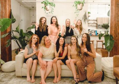 Spirit Girls NYC Slumber Party